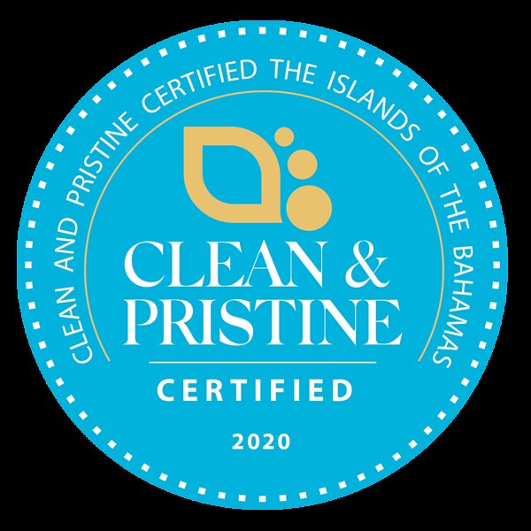 Proud to have been certified with our cleaning protocols to keep everyone safe!