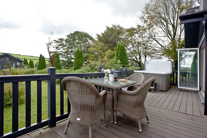 Blackmore Lodge, Kentisbury Grange, vacation rental in Parracombe