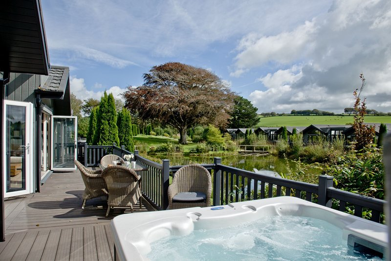 Watermouth Lodge, Kentisbury Grange – semesterbostad i Shirwell