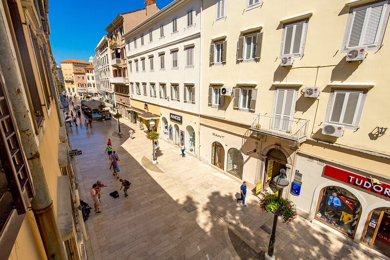 InCenter apartments Rijeka 1, location de vacances à Rijeka