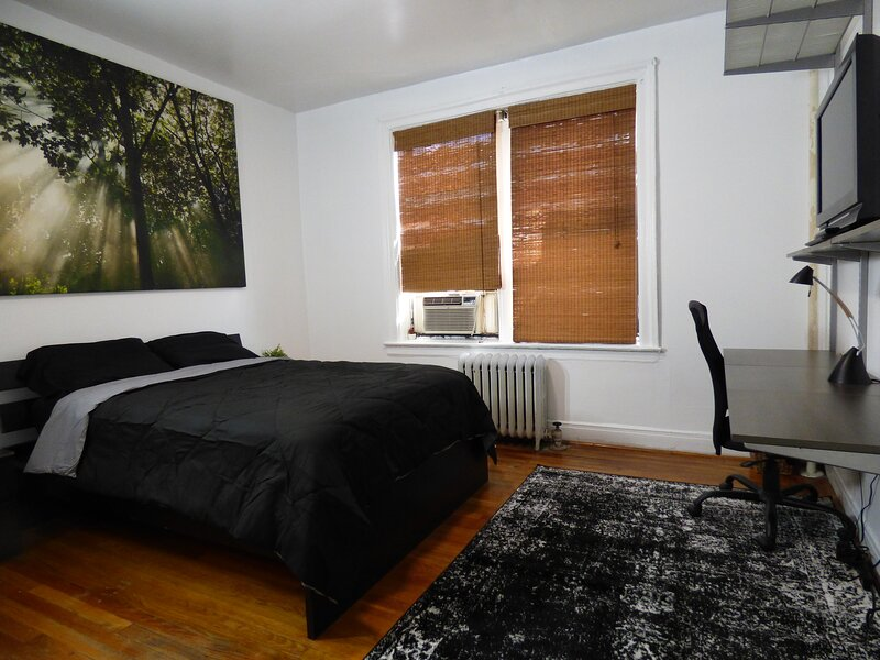 Sunny Home in Hamilton Heights, Manhattan, NYC, Ferienwohnung in Bronx