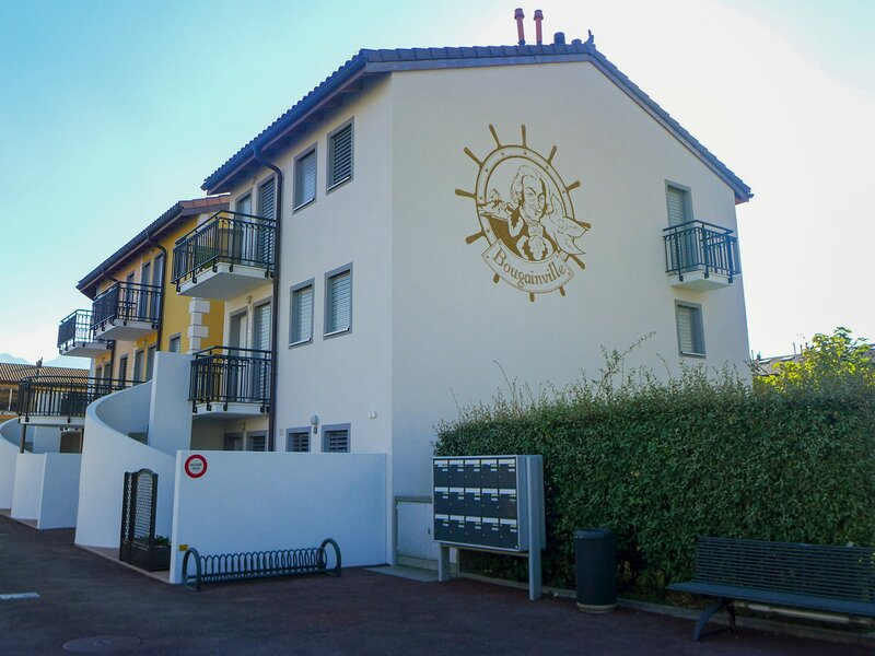 Apt C3/R - Résidence Bougainville, holiday rental in Caux