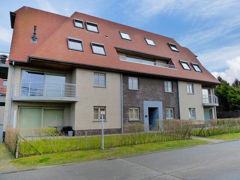 Belle Rose II, holiday rental in Klemskerke