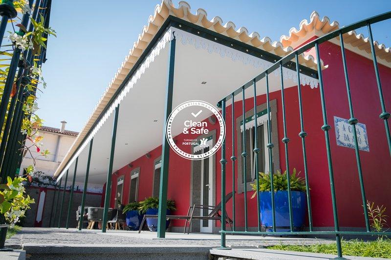 Quinta da tia Briosa, Casa da Avó, Ferienwohnung in Canhal