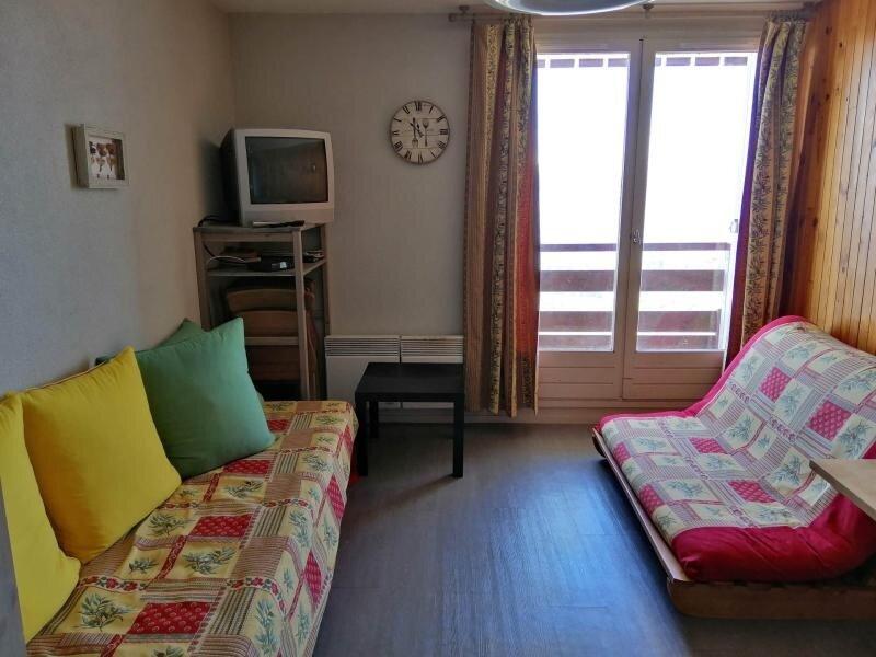 2 pièces résidence Chamois, vakantiewoning in Villard-Bonnot