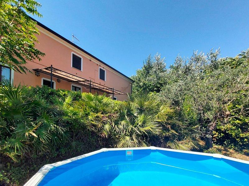 Fonte del Ceppo 2 (TTE301), holiday rental in Nereto