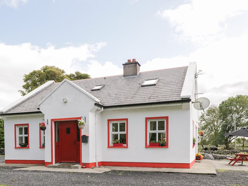 Lough Mask Road Fishing Cottage, Ballinrobe, County Mayo, vacation rental in Clonbur