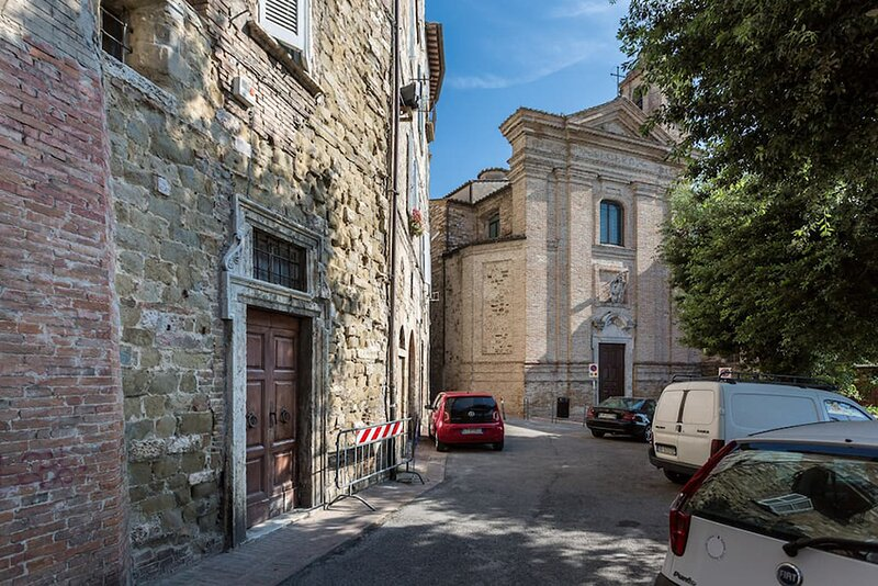 Terrazza su Assisi Guest House I Penthouse Apartment, holiday rental in Ponte Valleceppi
