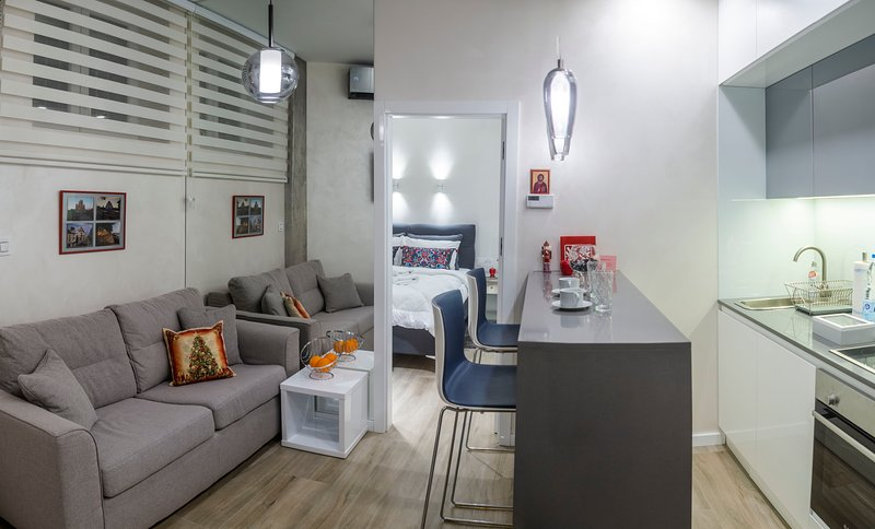 LIRRA 4 stars, New Germ in the Heart of Downtown, holiday rental in Dorcol