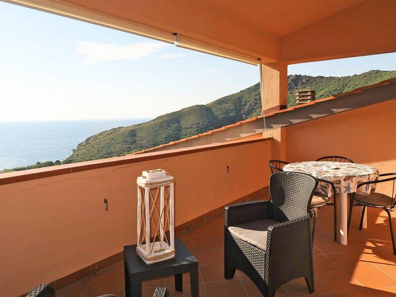 La Paradisa (NIP100), vacation rental in Rio Nell'Elba