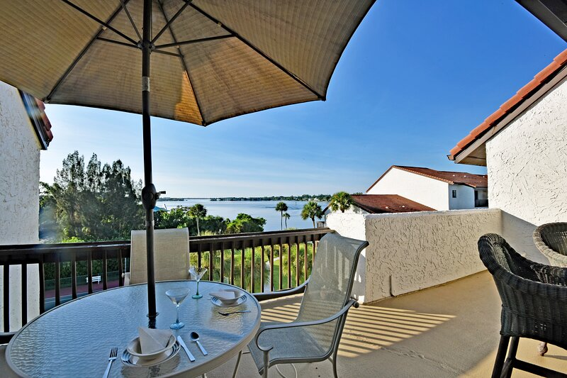 Just imagine sitting on your deck with this view having your favorite beverage after a day on the beach.