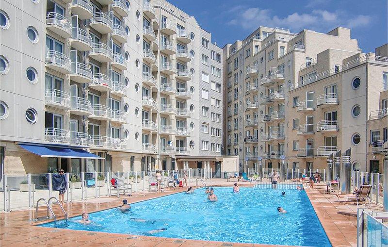 Residentie Zeezicht (BVA285), holiday rental in Ostend