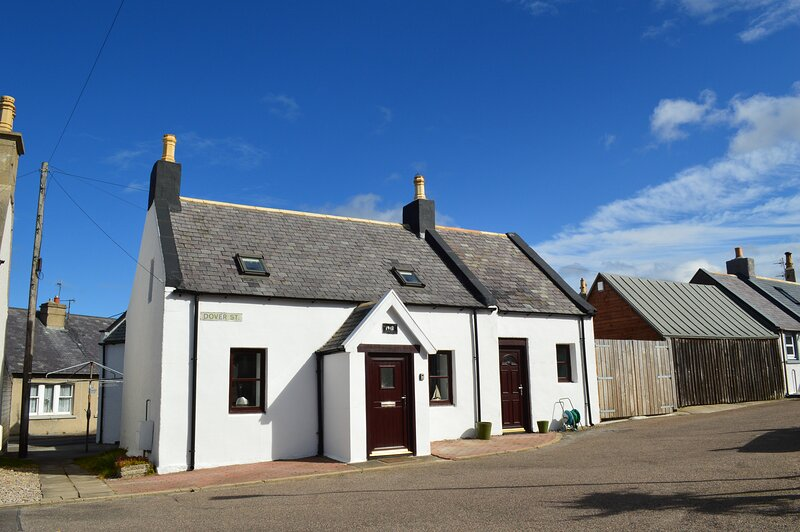 4-Bed Cottage in Portknockie, Near Cullen, Moray, casa vacanza a Moray
