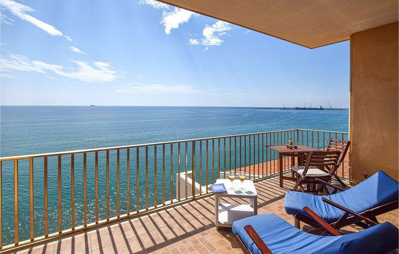 Terrazza sul Mare (ISR329), vacation rental in Pozzallo