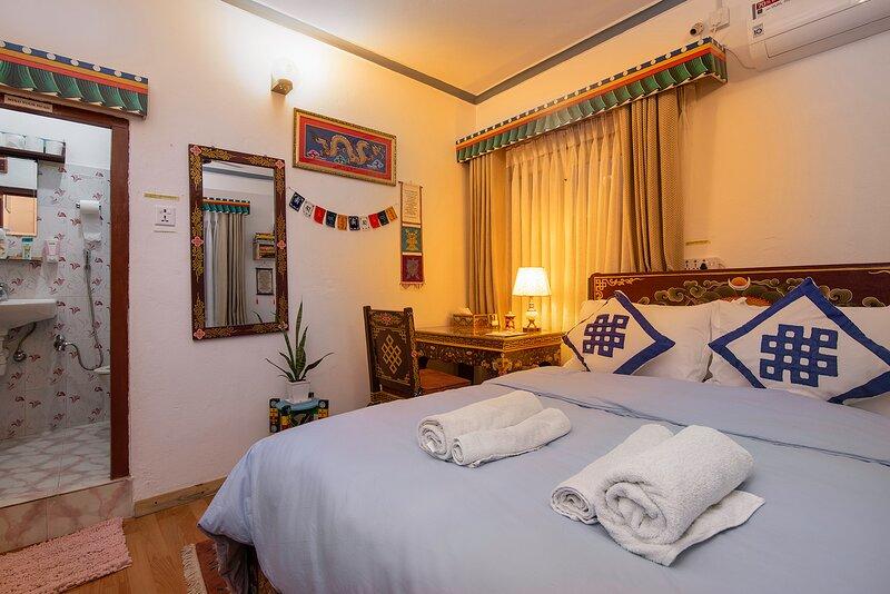 Experience Authentic Tibetan Room, casa vacanza a Nepal