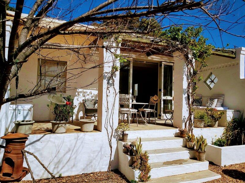 Relaxing and Stylish Karoo Home, casa vacanza a Greyton
