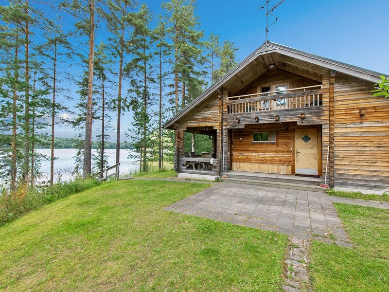 Sammallahti, casa vacanza a Saarijärvi