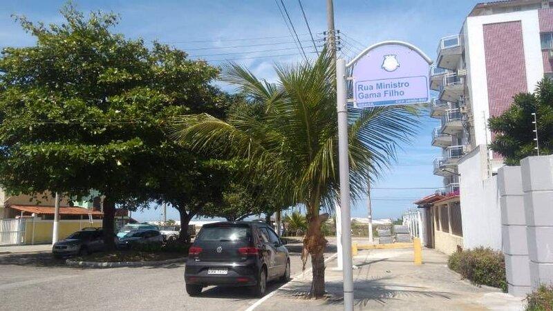 Casa Sol e Mar para temporada na Praia dás Dunas Cabo Frio, vacation rental in Cabo Frio