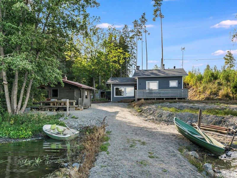 Hiekkalahti, location de vacances à Satakunta