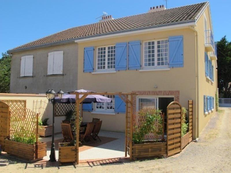 Gîte Joalland, vacation rental in Tharon-Plage