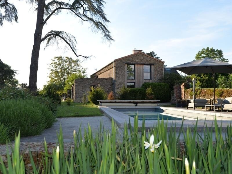Le Clos St Martin, holiday rental in Ancenis