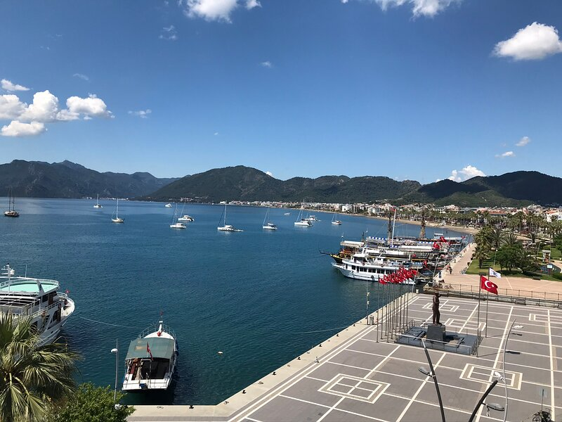 Trea Homes Marina Suite 3, holiday rental in Marmaris