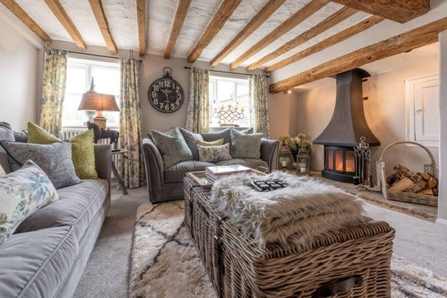 Beautifully renovated Grade II listed cottage, near Rutland Water, holiday rental in Uppingham