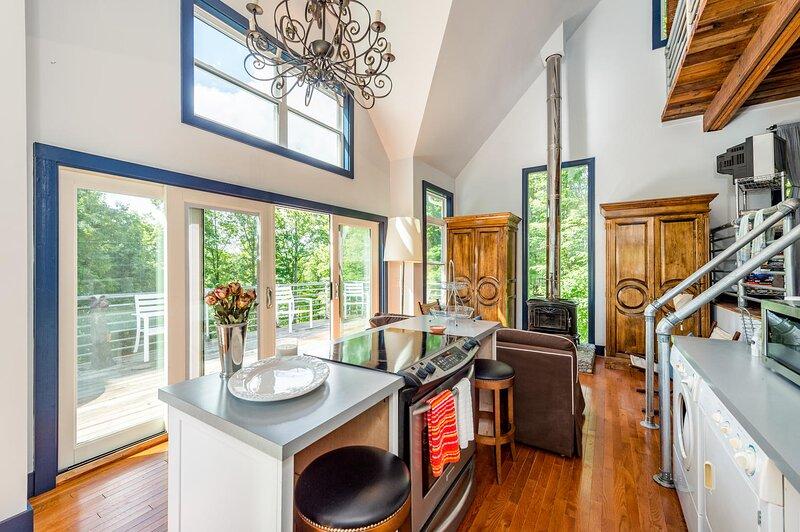 Redstone Guest House, aluguéis de temporada em Spruce Pine