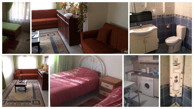 Delightful Apartment sleeps 8 great location, holiday rental in Altinkum