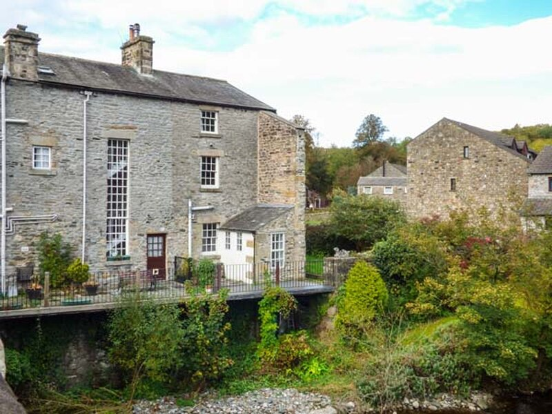 Bridge End Cottage, Ingleton, casa vacanza a Ireby