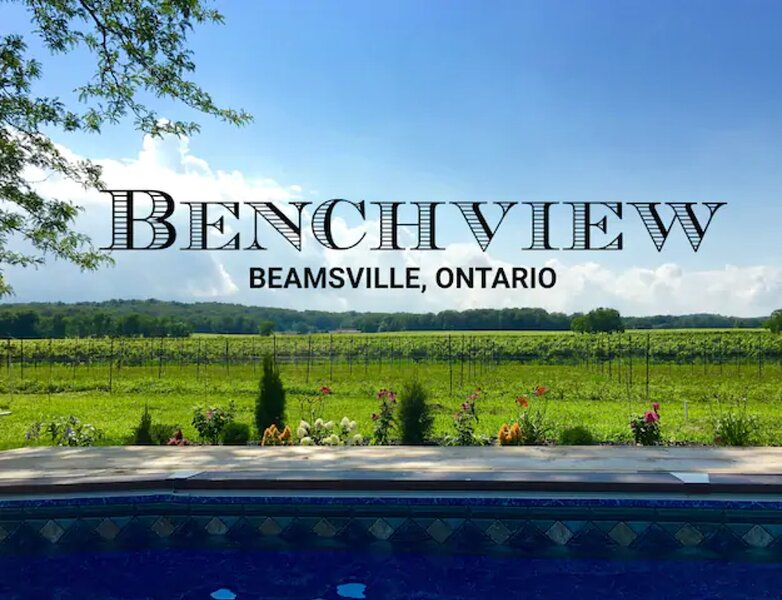 BENCHVIEW: Spacious Home with View, Pool, Hot Tub, Ferienwohnung in Beamsville