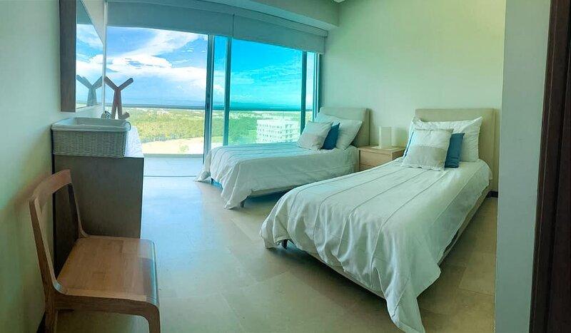 Departamento en Condominio Zona Diamante, holiday rental in El Marques