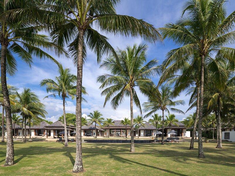 Villa Ananda - Villa view from the beach