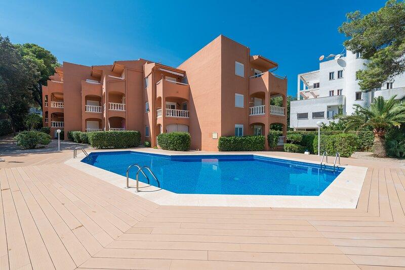 CANYAMEL BEACH & SUN - Apartment for 2 people in CANYAMEL, location de vacances à Capdepera