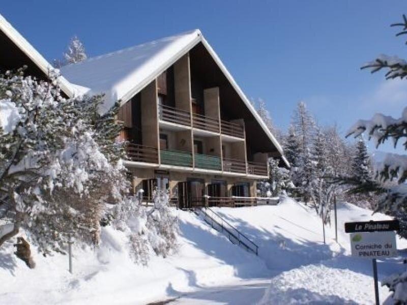 Studio 4 pl 4 couchages ST MICHEL DE CHAILLOL, casa vacanza a Saint-Michel-de-Chaillol