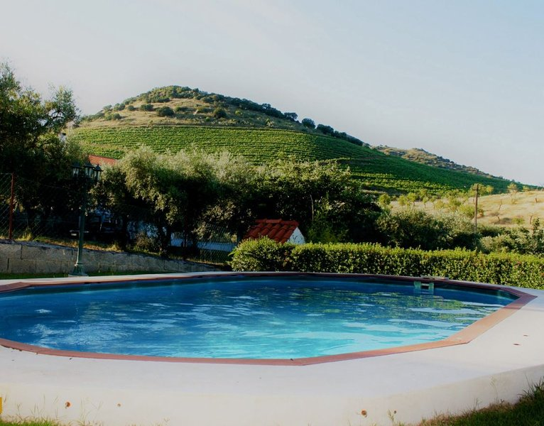 Spacious villa with swimming-pool, casa vacanza a Vila Nova de Foz Coa