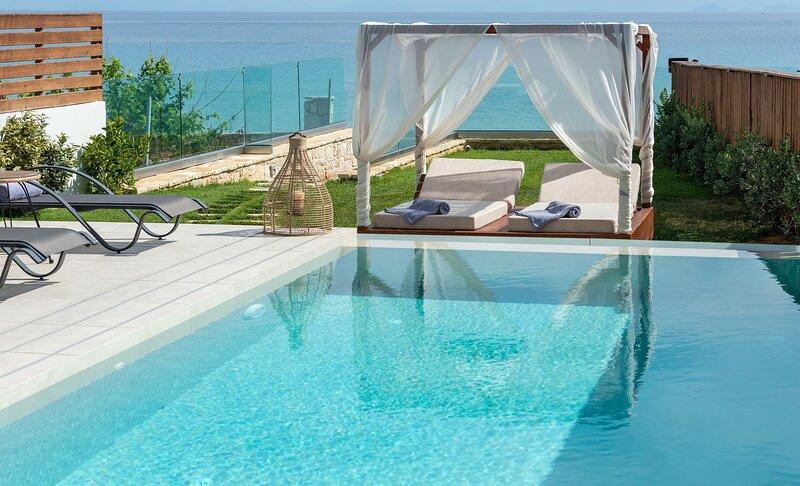 Villa Mare - Mare and Sabbia D oro  Villas, location de vacances à Meso Gerakari