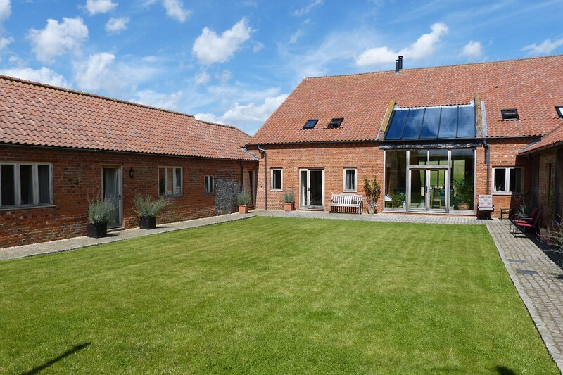 The Dairy, vacation rental in Castle Acre