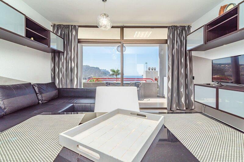 Ocean view apartment, vacation rental in Playa de Cura