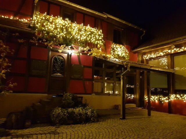 Gite de la cour pavée, location de vacances à Ohlungen