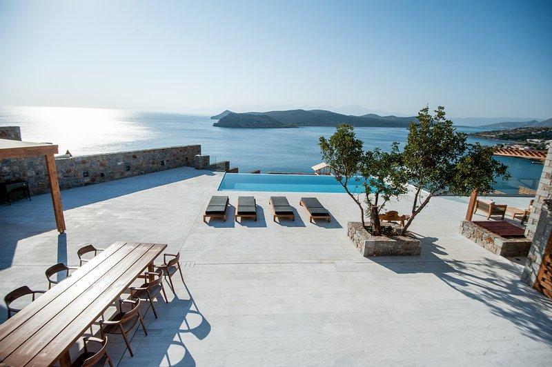 Villa Gina - Elounda Island View Villas, Ferienwohnung in Kreta