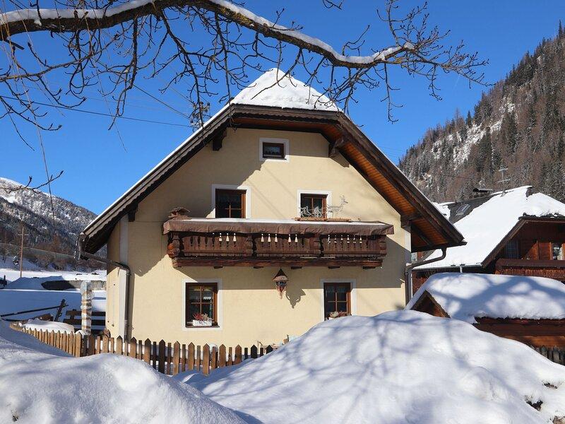 Gebhardt, holiday rental in Zederhaus