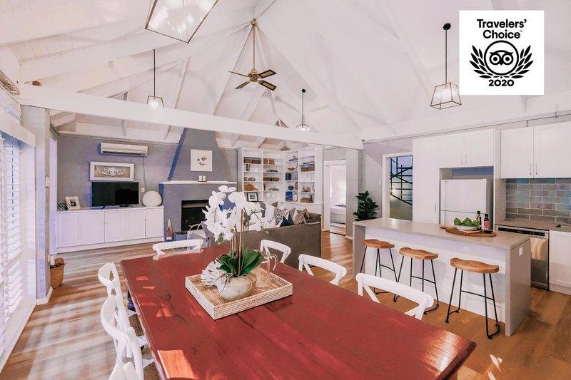Casuarina Estate - Hamptons Loft, location de vacances à Pokolbin