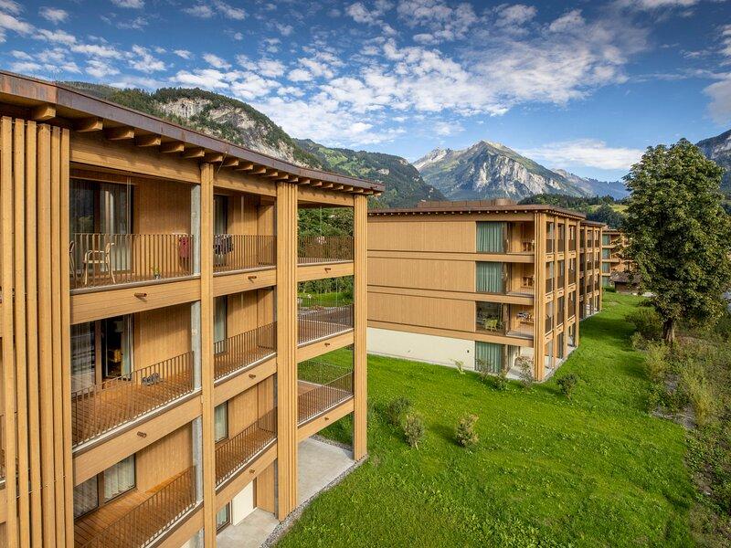 SWISSPEAK Resorts Sherlock Holmes, location de vacances à Meiringen