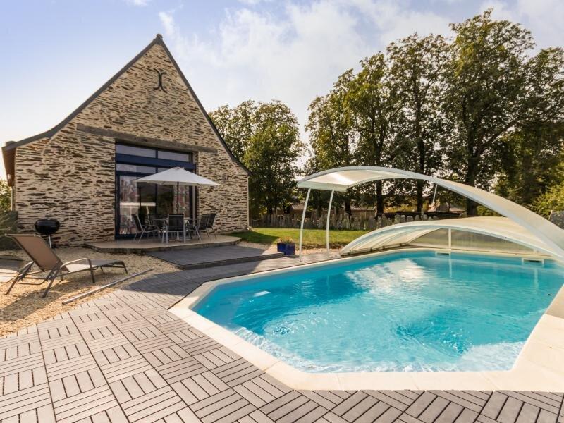 Le Pressoir du Val, holiday rental in Martigne-Ferchaud