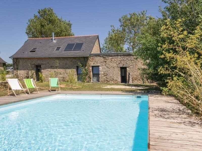 Bonne mine, holiday rental in Ancenis