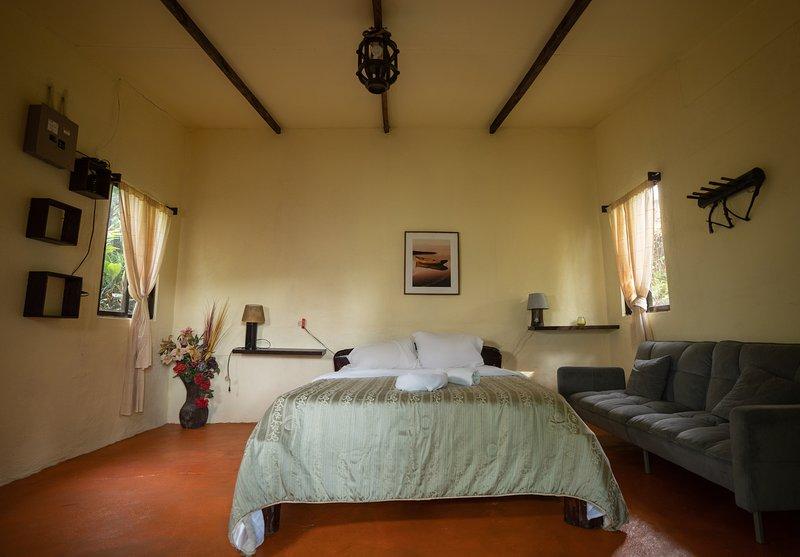 Couples cabin, holiday rental in La Tigra