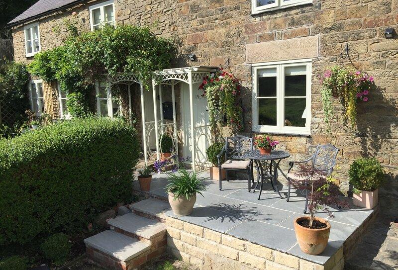 Jasmine Cottage (Derbyshire), vacation rental in Pilsley