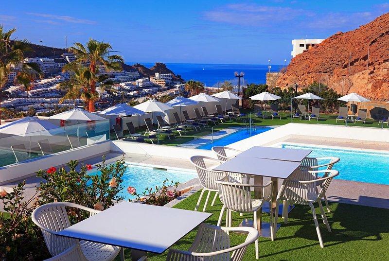 Canaima Only Adults 2room,Gran Canaria Puerto Rico, aluguéis de temporada em Porto Rico