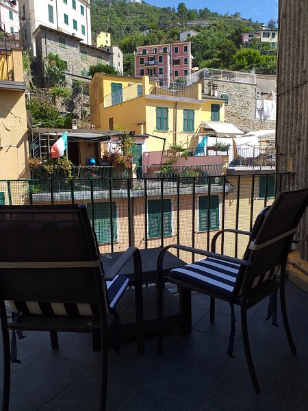 Holiday Home Nanna da Orso, Riomaggiore centro, vacation rental in Riomaggiore